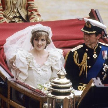Кусок свадебного торта Чарльза и Дианы ушел с молотка почти за две тысячи фунтов