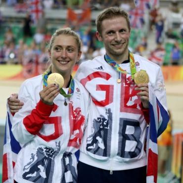 Джейсон и Лора Кенни: король и королева британского спорта