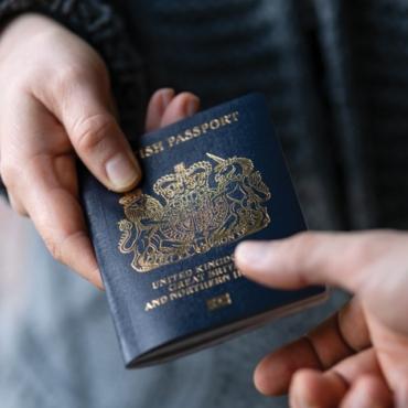 Как получить британский паспорт?
