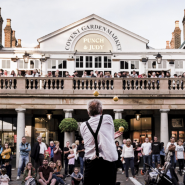 Прогулка по лондонским рынкам с фотографом Антоном Панченковым