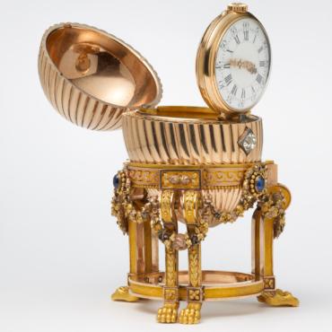 Считавшееся утраченным пасхальное яйцо Фаберже покажут на выставке в музее Виктории и Альберта