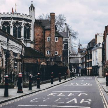 Как одна забытая свеча в пекарне на Пудинг-Лейн навсегда изменила облик Лондона