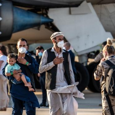 Илья Гончаров. Афганских беженцев не с кем сравнивать
