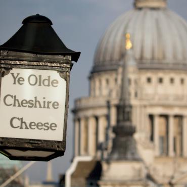 Маршрут недели: Старинные пабы лондонского Сити