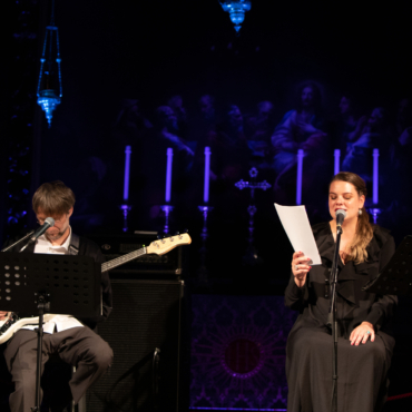 В Лондоне прошел концерт Веры Полозковой. Рассказываем, как это было