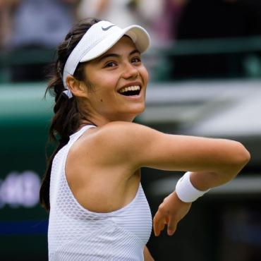 Британская теннисистка Эмма Радукану: умница, красавица и победительница US Open