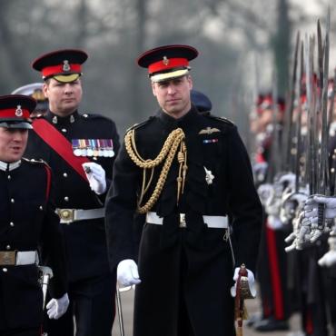 Принц Уильям помог знакомому афганскому офицеру вывезти семью из Кабула