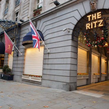 Модернизация за £1 млрд: в лондонском отеле Ritz появится двухэтажный СПА-комплекс