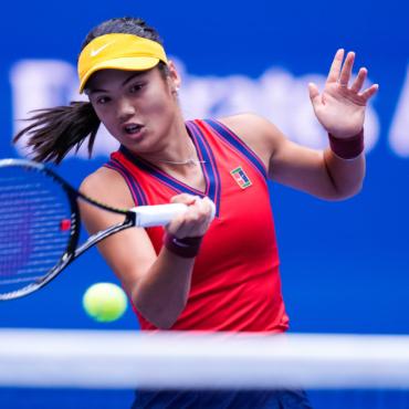 Британская теннисистка Эмма Радукану выиграла US Open, с чем ее поздравила Елизавета II