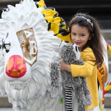Дети в Лондоне: куда стоит сходить всей семьей этой осенью