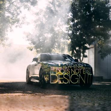 Rolls-Royce представил новый полностью электрический автомобиль