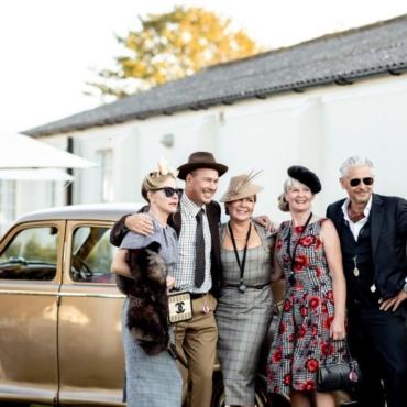 Фестиваль Goodwood Revival: ностальгия по ретро