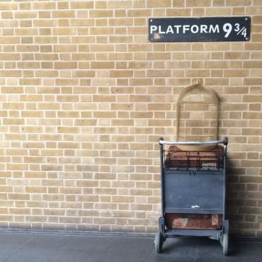 Тележка Гарри Поттера отправится в турне по вокзалам Британии