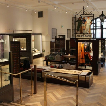 Музей Оксфорда открылся после масштабной реконструкции, заметно увеличившись в размере
