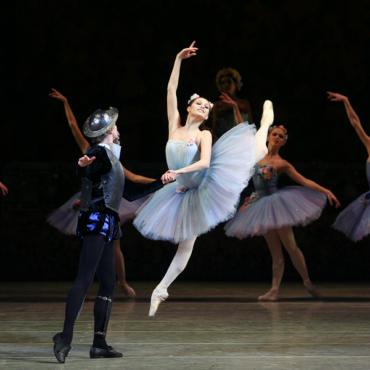 Ковент-Гарден, Большой и другие театры отмечают Всемирный день балета  шестичасовой трансляцией