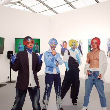 Как это было: лондонская арт-ярмарка Frieze в фотографиях