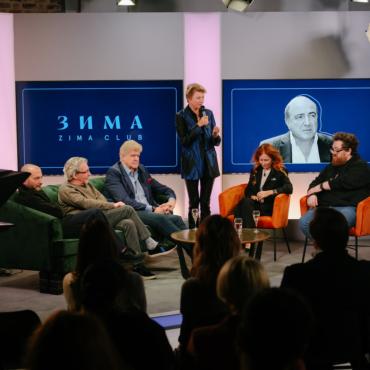 Борис Березовский «собрал» своих друзей на разговор