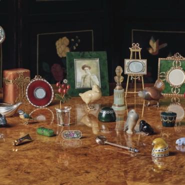 Christie's выставит на торги знаменитую частную коллекцию Фаберже