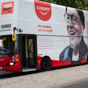 Лондонские автобусы станут убежищем для бездомных