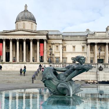 Исследование: статуй животных в Лондоне вдвое больше, чем скульптур женщин
