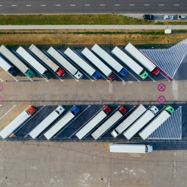 Британское правительство выдало всего 20 виз иностранным водителям грузовиков