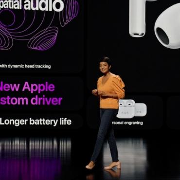 Apple задела органы чувств: компания представила новые AirPods и MacBook
